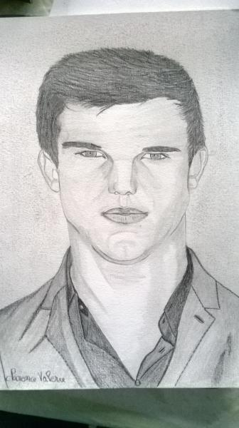 Taylor Lautner by valou50530